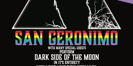 San Geronimo perform 'Dark Side of The Moon' in its entirety tickets
