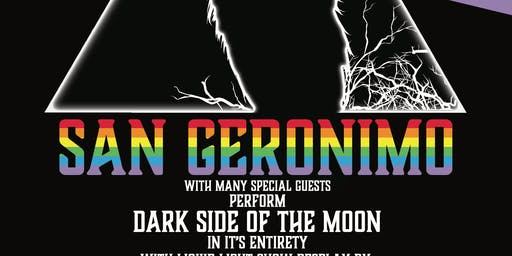 San Geronimo perform 'Dark Side of The Moon' in its entirety