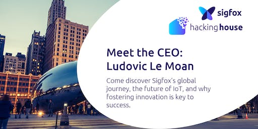 Meet the CEO: Ludovic Le Moan
