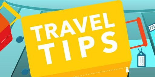 Travel Tips: Plan, Save, & Safety