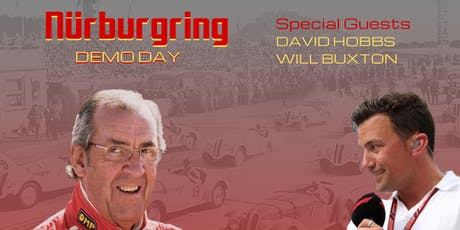 Nürburgring – German Performance Demo Day with David Hobbs and Will Buxton tickets