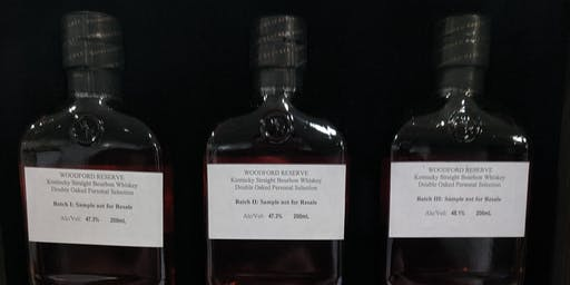 Woodford Reserve Double Oak Lukas Store Pick Selection