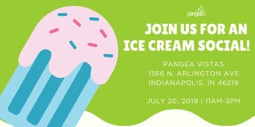 Ice Cream Social - Pangea Vistas