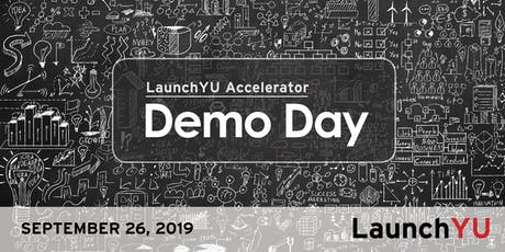 LaunchYU Accelerator Demo Day 2019 tickets