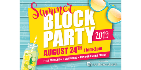 Summer Block Party at Northview Church tickets