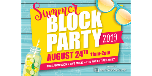 Summer Block Party at Northview Church