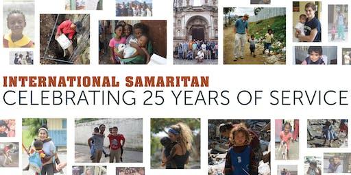 International Samaritan's Quarter-Century Celebration & Barbecue
