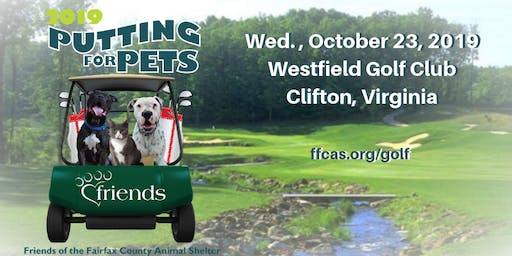 Putting for Pets Golf Tournament