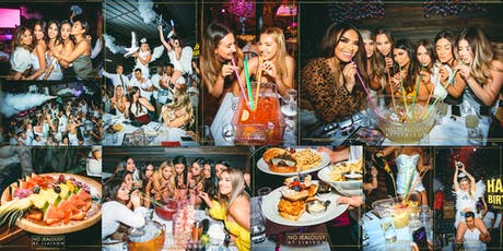No Jealousy Sunday Party Brunch at Liaison - Neon Brunch Theme tickets