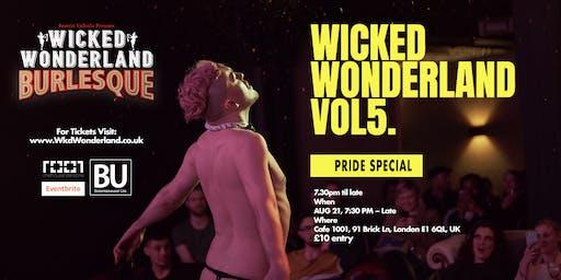 Wicked Wonderland Vol 5 - Pride Special