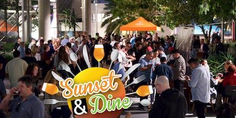 Sunset & Dine 2019 tickets