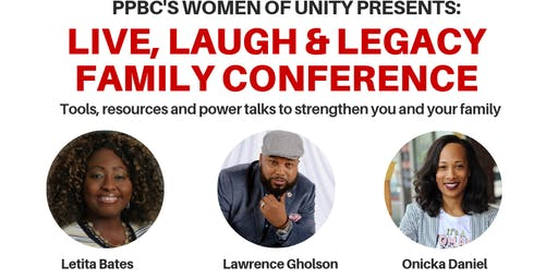 Live, Laugh & Legacy Family Conference