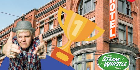 Music Bingo: Grand Prize w/ Steamwhistle tickets