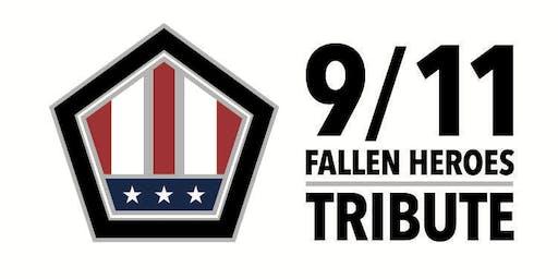 9/11 Fallen Heroes Tribute Banquet