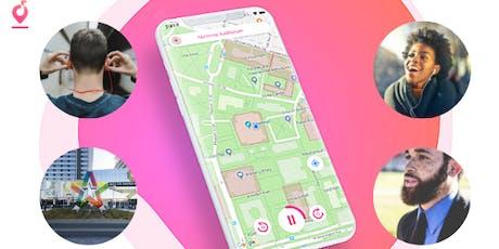 Voy App Showcase tickets