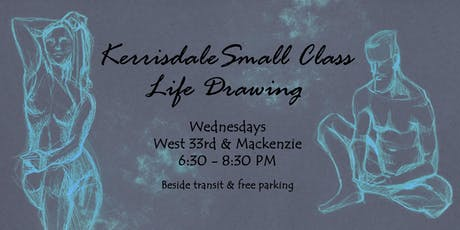 Kerrisdale Small Class Life Drawing tickets