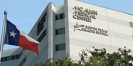 RED at McAllen Medical Center tickets