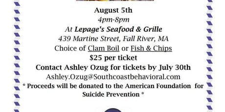 Clam Boil Fundraiser tickets
