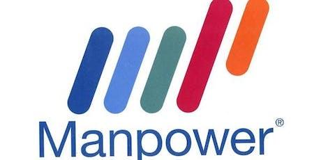 Manpower Hiring Event tickets