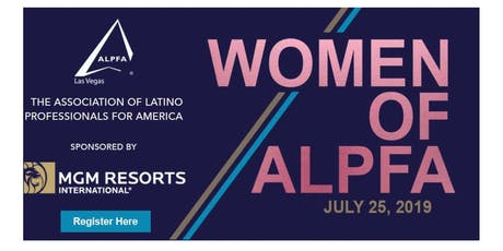 Women of ALPFA Event tickets