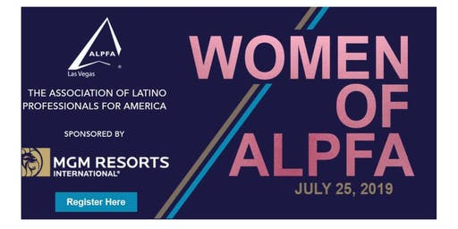 Women of ALPFA Event