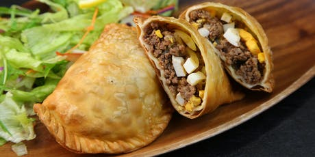 Cook With Your Kid: Stuffed Empanadas tickets