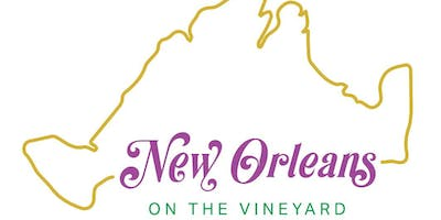 New Orleans on the Vineyard Opening Night Reception