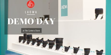 Laowa Demo Day tickets