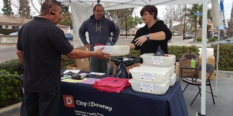 City of Downey FREE Used Motor Oil Filter Exchange @ AutoZone  tickets