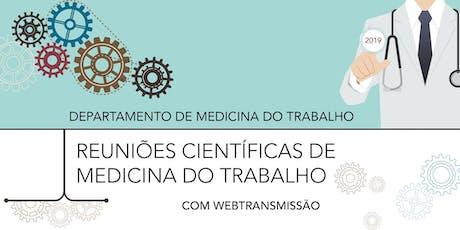 Reunião Científica de Medicina do Trabalho com Webtransmissão ingressos
