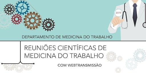 Reunião Científica de Medicina do Trabalho com Webtransmissão