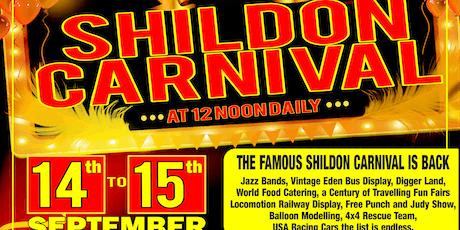 Shildon Carnival tickets