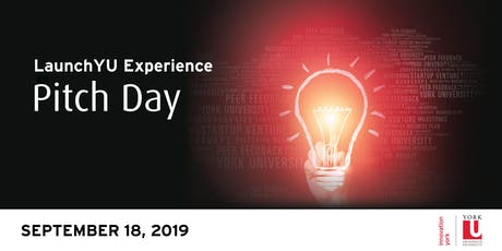 LaunchYU Experience Pitch Day 2019 tickets