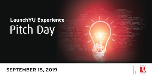 LaunchYU Experience Pitch Day 2019