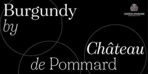 Burgundy by Château de Pommard