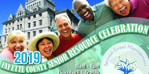Fayette County Senior Resource Celebration