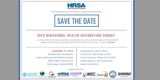 2019 Behavioral Health Integration Summit