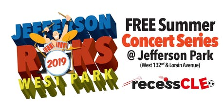 Jefferson Rocks with Recess Cleveland tickets