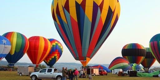 4th Annual Fall River Hot Air Balloon Festival