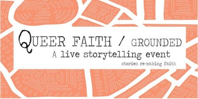 ***** Faith: A Live Storytelling Event  at The Parlor Room