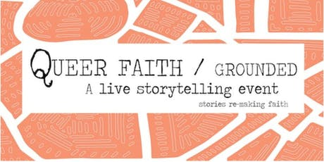 Queer Faith: A Live Storytelling Event  at The Parlor Room tickets
