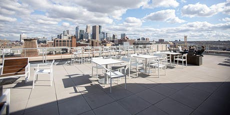 Rooftop Networking & Happy Hour @ The Ovative Group tickets