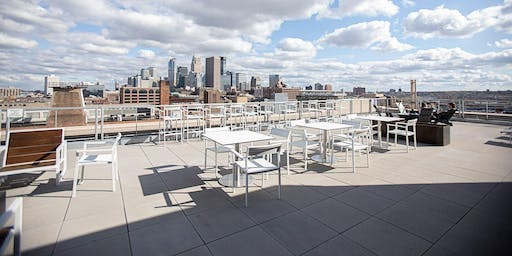Rooftop Networking & Happy Hour @ The Ovative Group