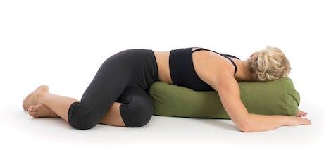 Restorative Yoga tickets