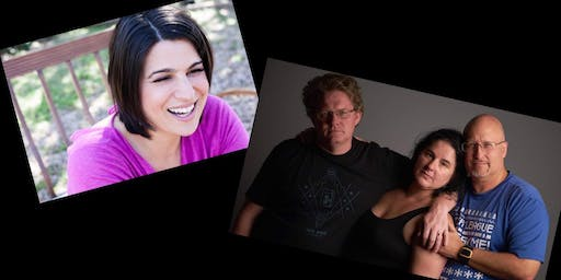 Home Before Supper: an afternoon of storytelling through poetry, improv, and song.