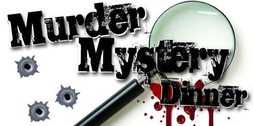 Maggiano's Murder Mystery Dinner, Friday, August 23rd