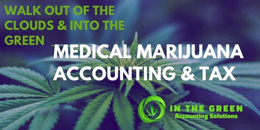 Walk Out Of The Clouds And Into The Green. Solutions for medical marijuana businesses.