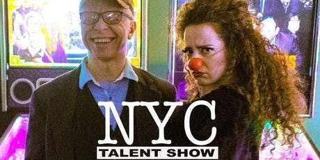 The ORIGINAL NYC Talent Show tickets