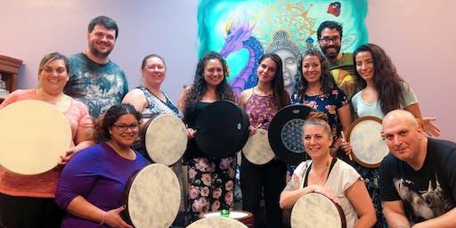 Oasis of Rhythm! A Healing Drum Circle