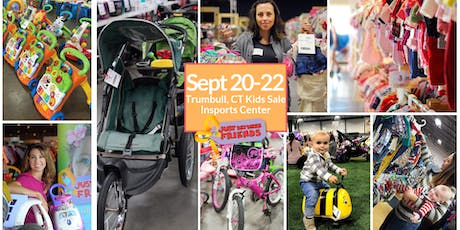 CT Kid Consignment Event: Sept 2019 (JBF Trumbull) tickets